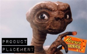 Product placement can lower production costs for films and increase sales for businesses.